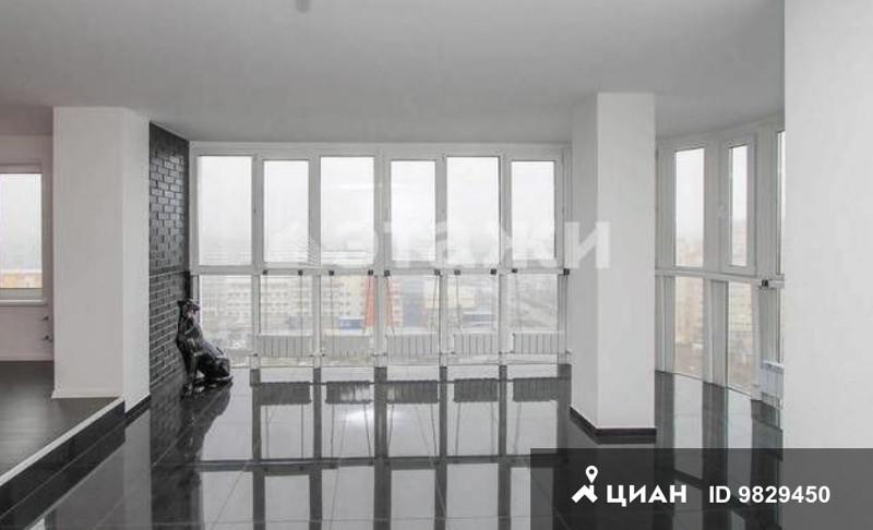 Самара вошла вТОП-10 рейтинга городов ссамыми доступными пентхаусами
