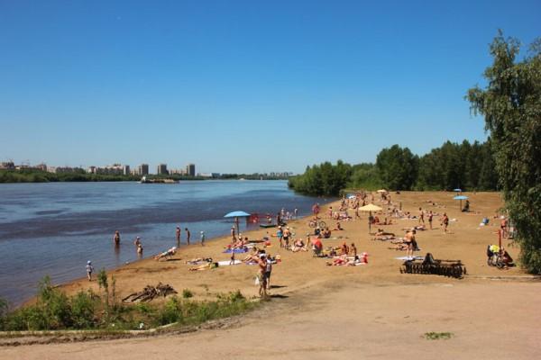 Омичей вновь ждет жаркая и сухая неделя #Новости #Общество #Омск