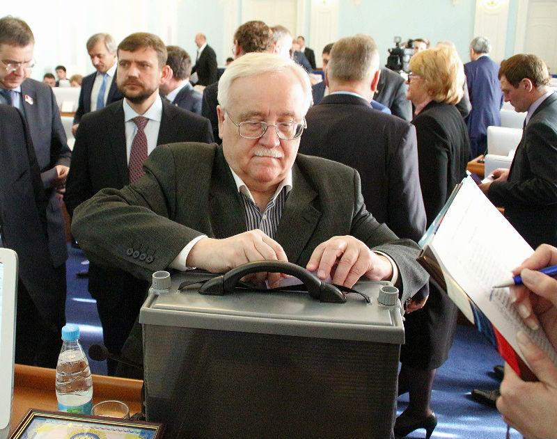 Петербуржцы выбрали шесть депутатов-одномандатников от«Единой России» в Государственную думу
