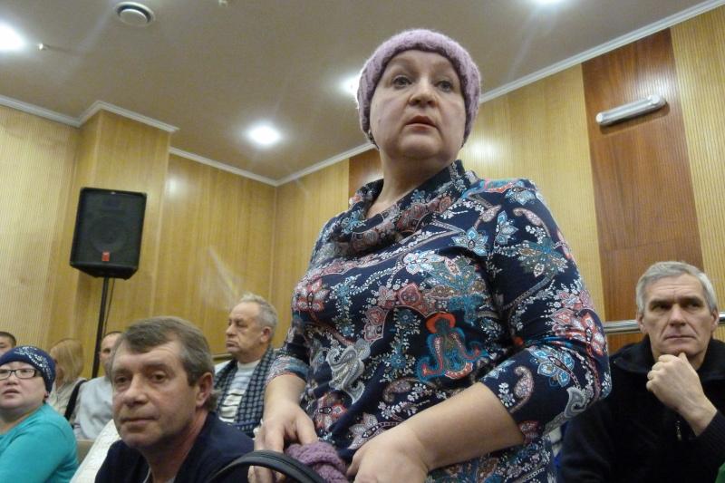 Жителям Старого Кировска не нужен еще один торговый комплекс