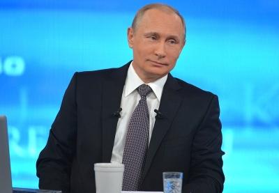 На пресс-конференцию к Путину поедут два омских журналиста