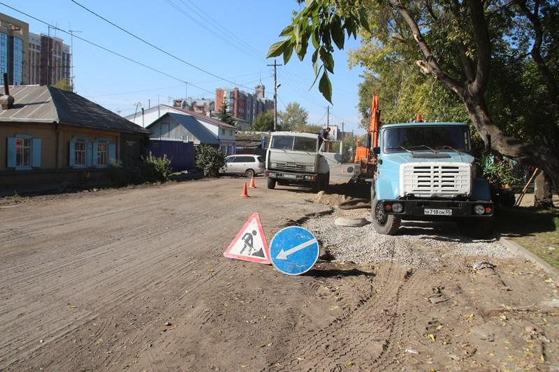 На ремонт дорог в Омской области добавили 300 миллионов