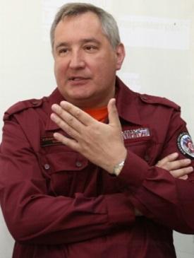 Рогозин предложил на следующее «Евровидение» отправить Шнурова