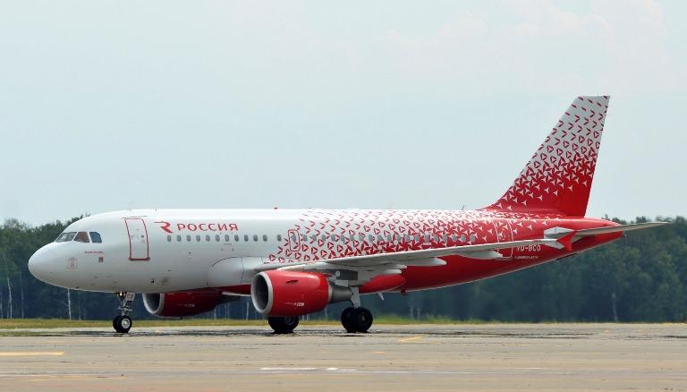 «Омском» назовут самолет авиакомпании «Россия»