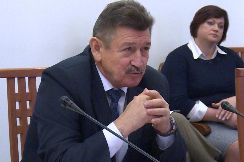 Бурков будет просить деньги у столицы напокорение Антарктиды