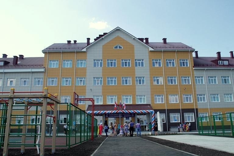 фото школа 48 омск