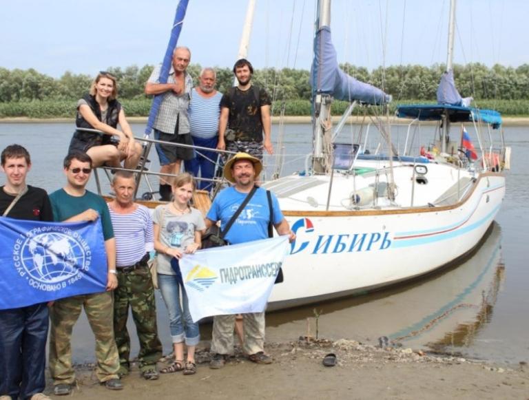 Яхта «Сибирь» пройдет дорогами Бухгольца и вернется в Омск в День города #Новости #Общество #Омск