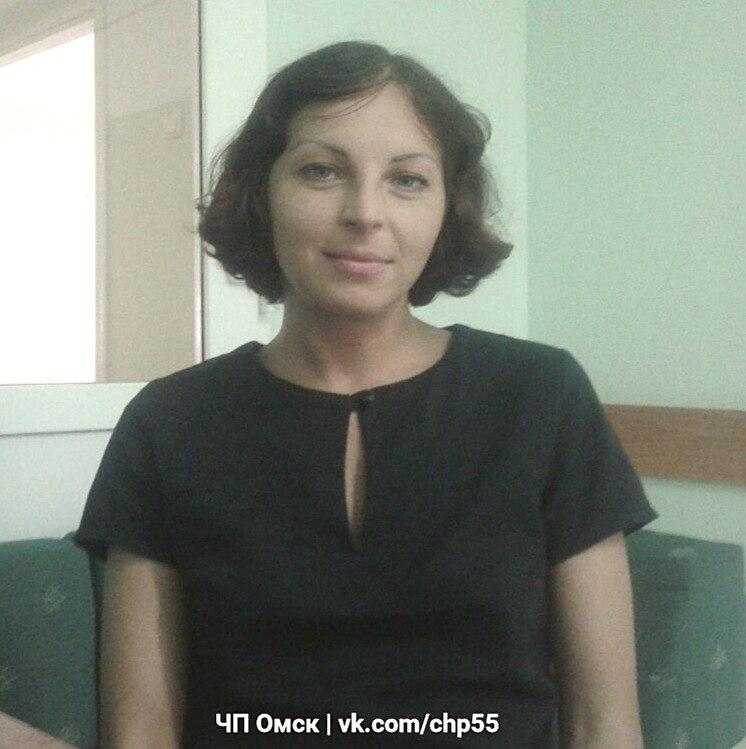 ВОмске потеряла память женщина изХарькова