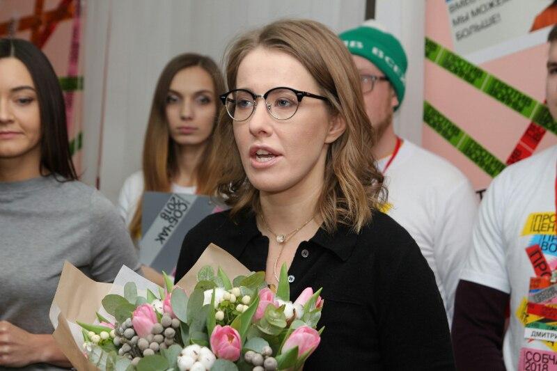Кандидат вПрезидентыРФ Ксения Собчак 18января посетит Бердск