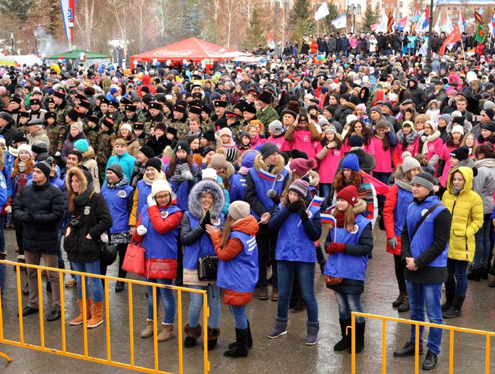Нижнекамцев вДень народного единства приглашают напраздничные мероприятия