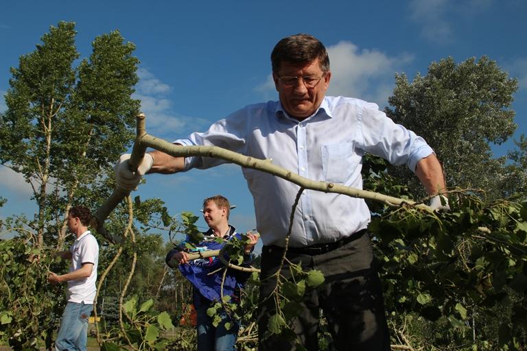 Двораковский хочет, чтобы Путин дал денег на благоустройство Омска