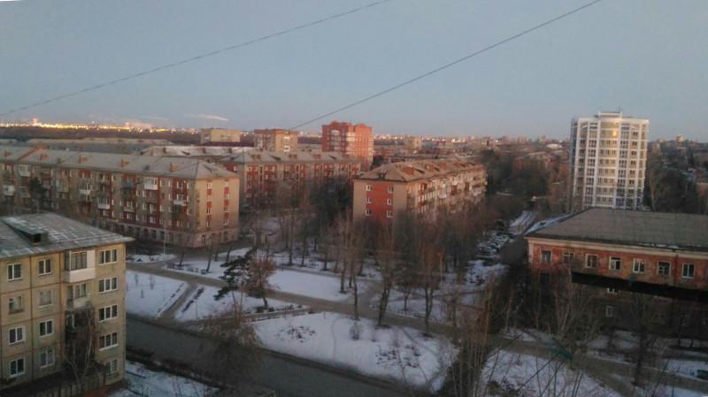ВОмске из-за трагедии полгорода осталось без света