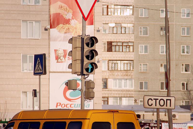 Омичей приглашают обсудить, где ставить светофоры в городе