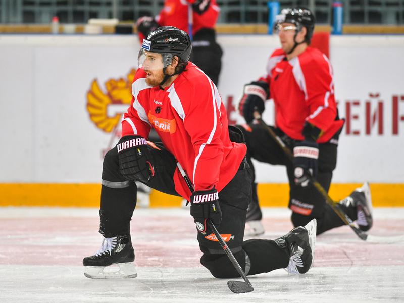 Стали известны все пары ¼ финала хоккейного Кубка Гагарина