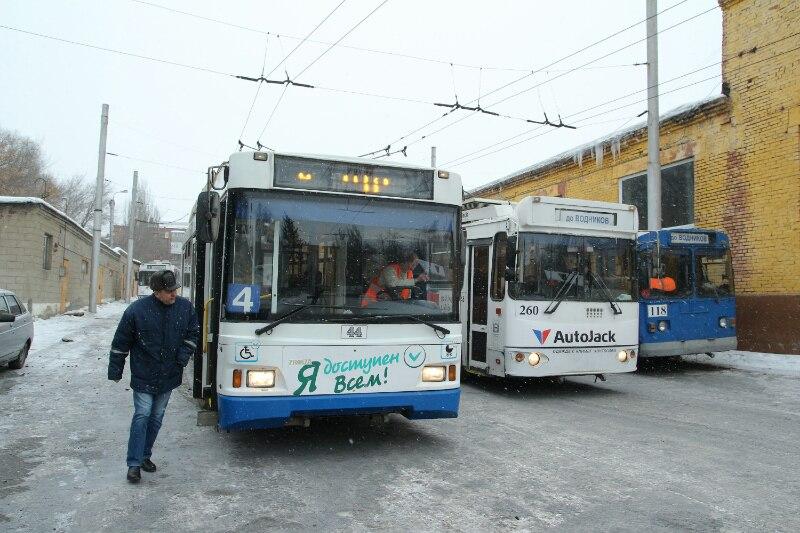 9мая поОмску будет курсировать «победный» троллейбус