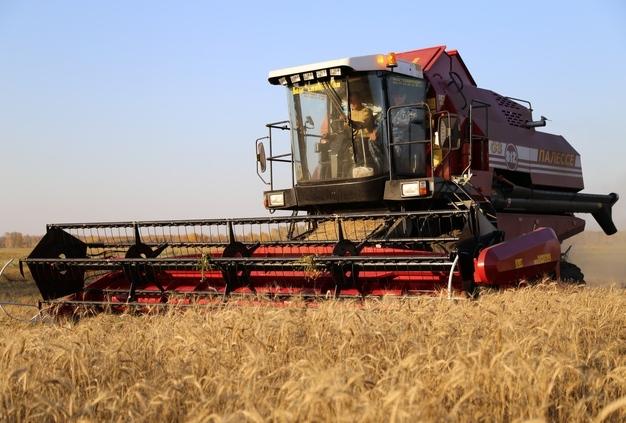 ВСмоленской области заканчивается уборка урожая
