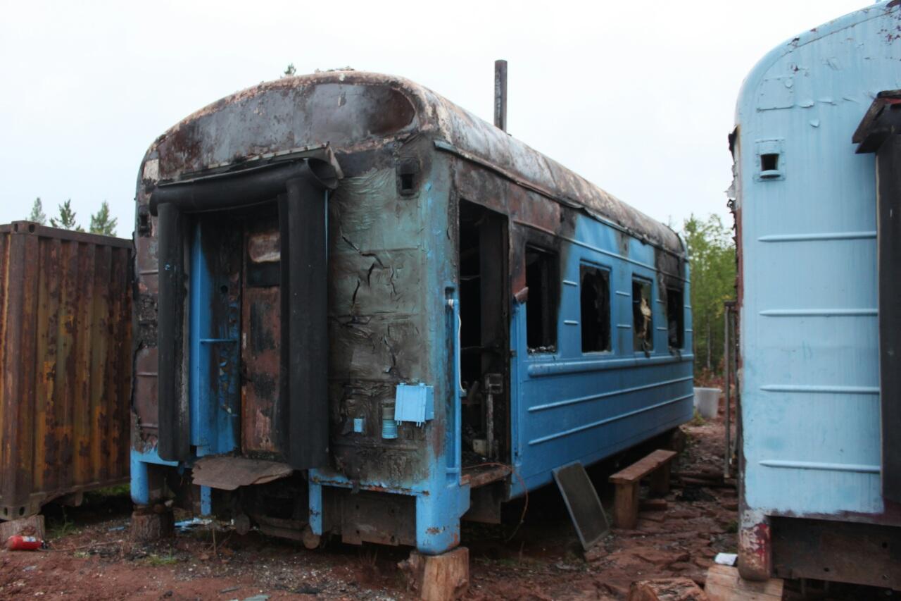 Четверо вахтовиков омской компании погибли на пожаре в Иркутской области #Происшествия #Омск