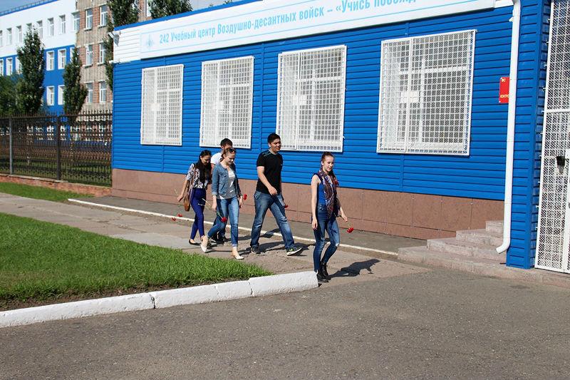 Омские казармы ВДВ, где погибли 20 десантников, построены нелегально