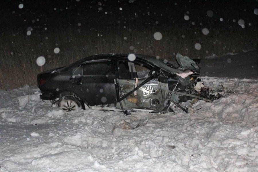 ВДТП под Новосибирском погибли граждане Ростовской области
