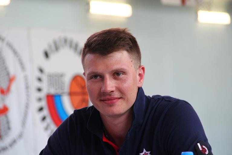 Андрей Воронцевич посетил СДЮСШОР им. В.Промина