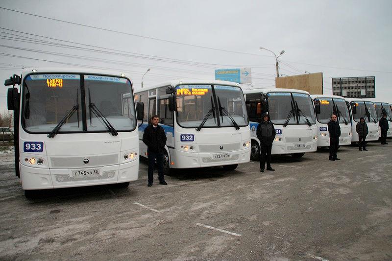 Омичи зимой небудут мерзнуть вавтобусах итрамваях