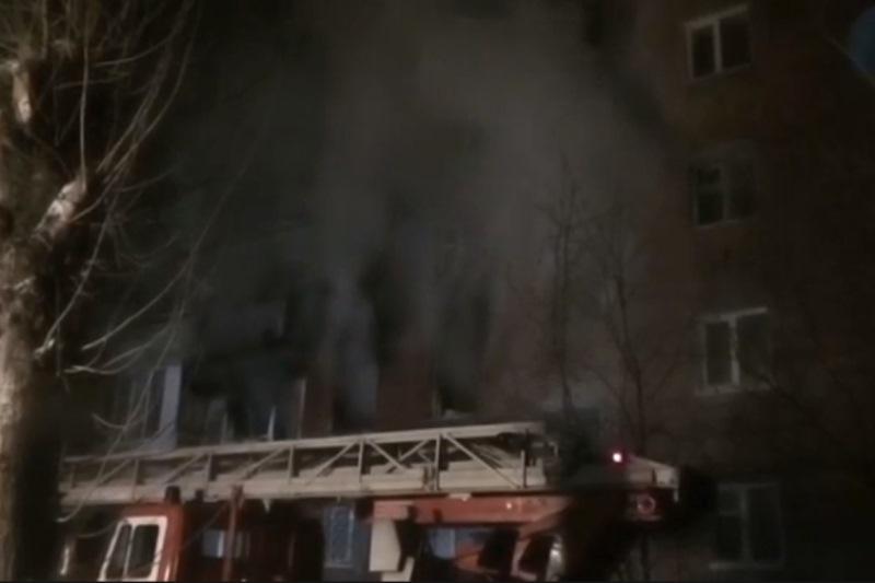 СКР установил причину взрыва вОмске, после которого шестеро оказались вреанимации