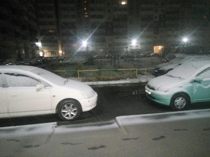 ВОмском регионе ночью ожидают 1-ый снег