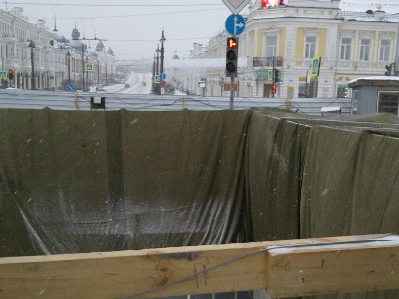 Ремонт Юбилейного моста вОмске завершён наполовину