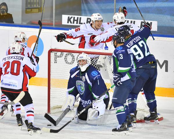 «Лада» и«Югра» исключены изсостава участников КХЛ