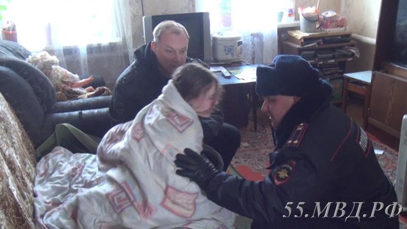 ВОмске мужчина захватил взаложники 13-летнюю девочку