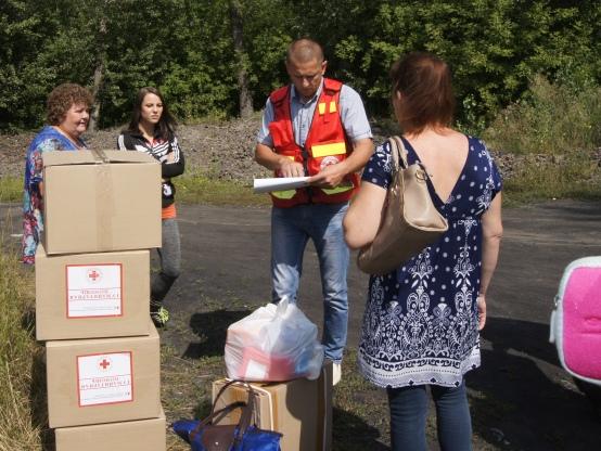 Неменее  2 700 гражданских лиц погибло навостоке Украины,— Международный Красный Крест