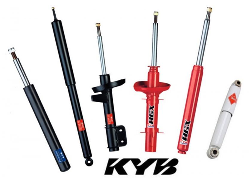 Как отличить подделку амортизатора kayaba KYB (Каяба)