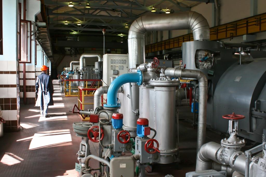 Собственная мини-ТЭЦ Омсктехуглерода, утилизируя отходящий газ в ходе получения техуглерода, производит...