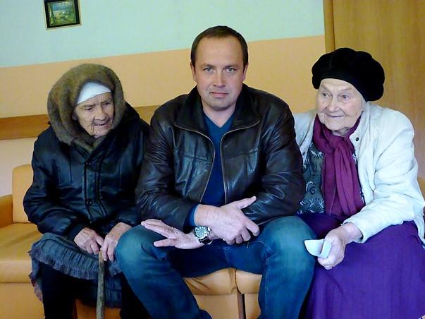 добрые руки пансионат для пожилых
