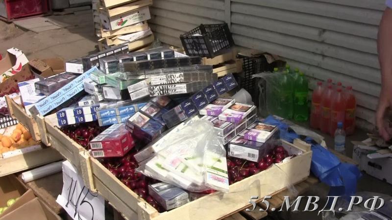 хранение табачных изделий