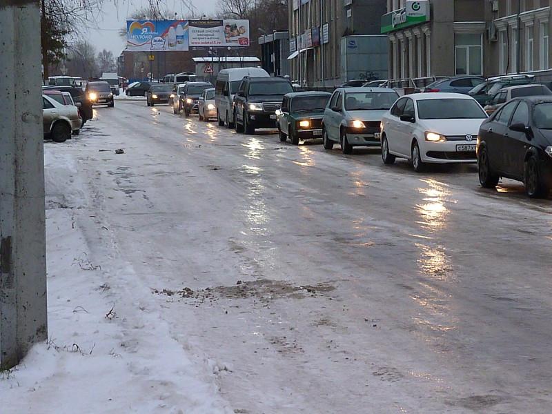 В Омске готовятся к дождям и гололеду