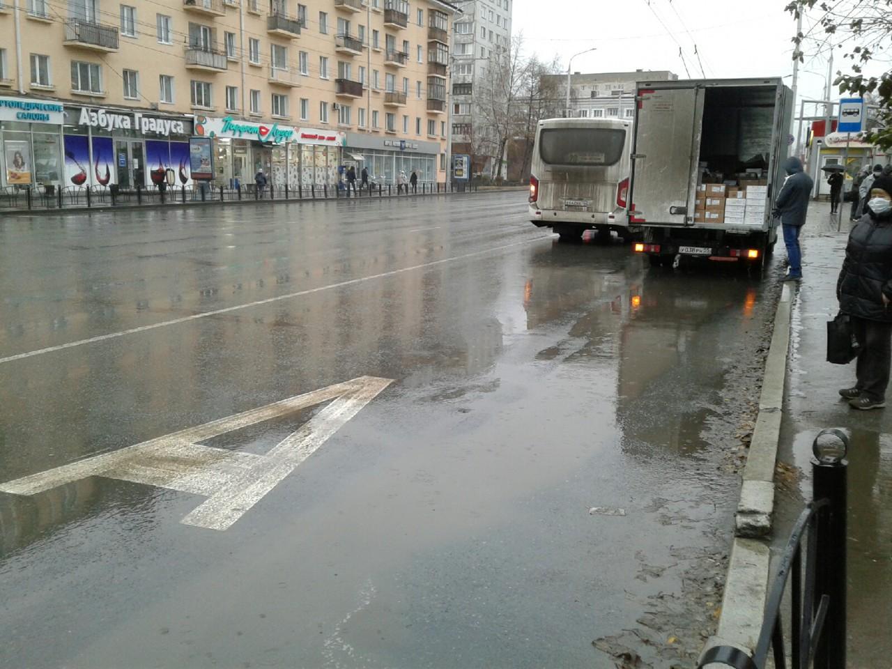 Геворгян заявил, что Омску нужны выделенные полосы