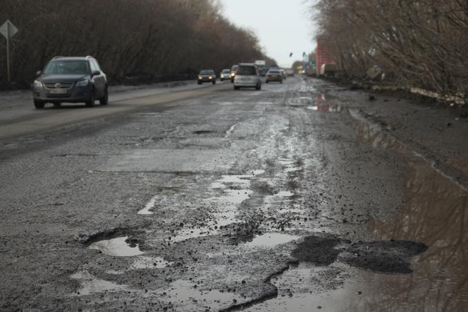 Куда подать жалобу на плохую дорогу областной трассы омск