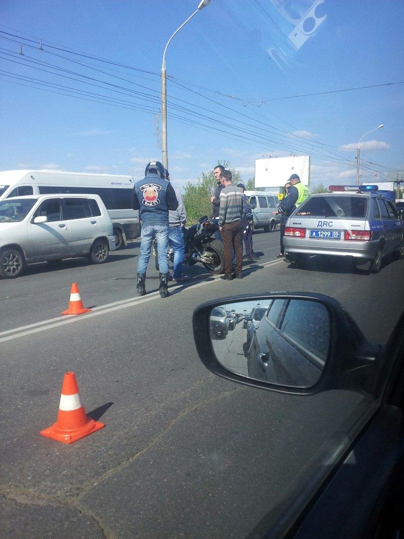 Александр манякин попал в аварию