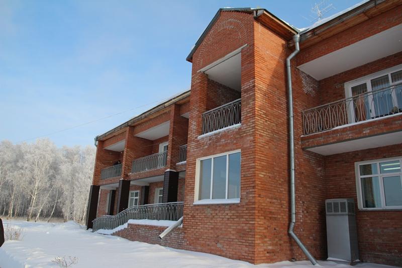 Дом-интернат для престарелых и инвалидов большекулачье омская область схема очистных сооружений в домах престарелых