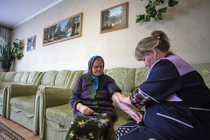 Дом для пожилых владимир дома престарелых кемеровской области