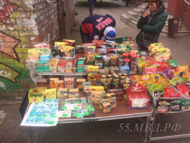 продавец табачных изделий в омске
