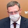 Бурков встревожен тем, что в омских вузах заболеваемость ковидом пошла в рост