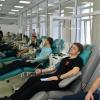 Омичи с начала года сдали более 9 тысяч литров донорской крови