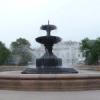 Стало известно, почему в 35 в Омске не включают фонтаны