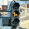 В Омске изменили работу двух светофоров
