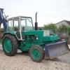 Омская семья выставила на продажу трактор и пожалела об этом